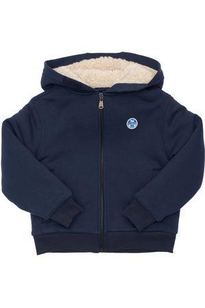 North Sails Recycled Cotton Sweatshirt Hoodie