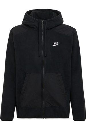 Nike Polar Fleece Tech Zip Hoodie