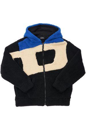 Diesel Logo Print Sweatshirt Hoodie