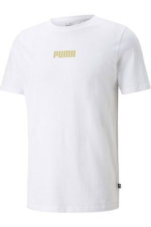 PUMA Men Short Sleeve - Foil Short Sleeve T-shirt L Puma