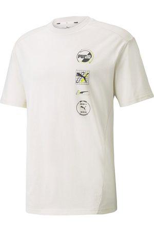 PUMA Rad/cal Short Sleeve T-shirt L Ivory Glow
