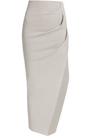 Rick Owens Women Asymmetrical Skirts - Easy Rent Asymmetric Skirt