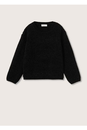 MANGO Chenille knit sweater