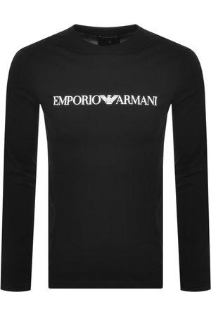 Armani Emporio Long Sleeved T Shirt
