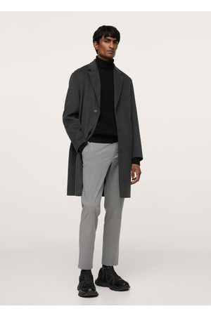 MANGO Turtleneck wool sweater