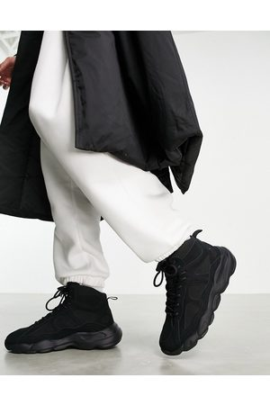ASOS Sneaker boot in with chunky sole