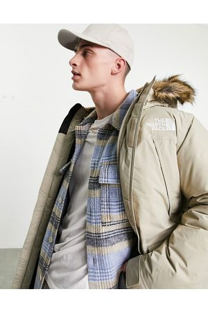 The North Face McMurdo parka jacket in beige