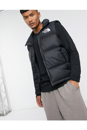 The North Face 1996 Retro Nutpse hooded vest in