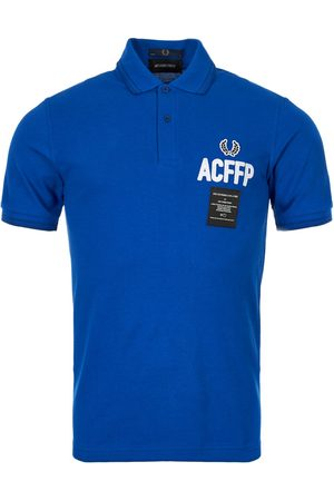Fred Perry Art Comes First Polo - Regal