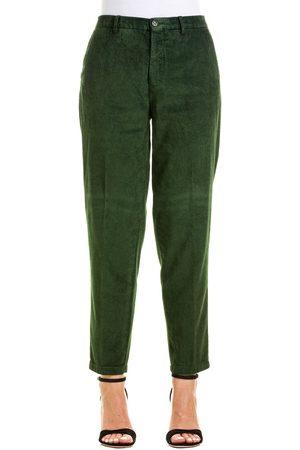 Berwich Pantalone VERDE BV0107-CHICCA