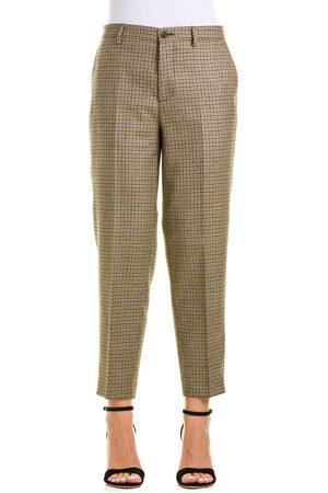 Berwich Pantalone YELLOW CA1034-CHICCA
