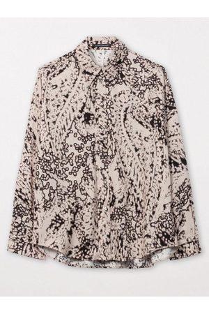 Luisa Cerano Paisley Print Blouse