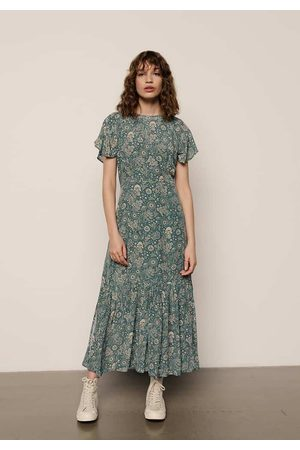 LILY AND LIONEL Women Dresses - Lily & Lionel Rae Dress Solstice Sage