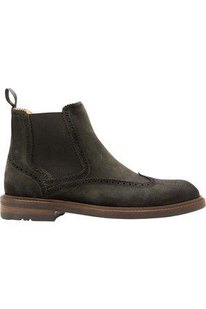 Magnanni Men Chelsea Boots - Chelsea boots groen 24002 674 s.carbone