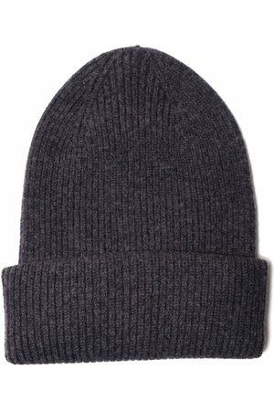Colorful Standard Merino Wool Chunky Beanie Hat - Lava Grey Colour: Lava Grey
