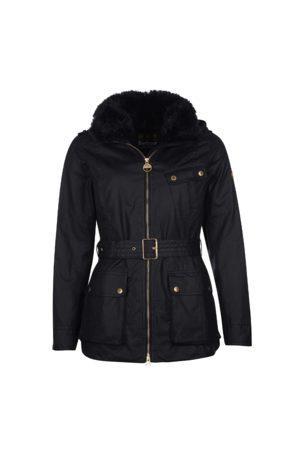 Barbour International Ladies Stenmark Wax Jacket