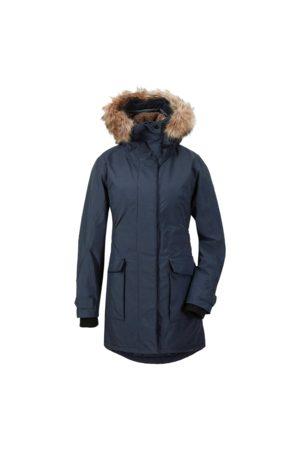 Didriksons Women Puffer Jackets - Ladies Meja 4 Long Padded Coat