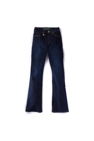 Holland Cooper Ladies High Rise Flared Jean