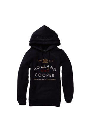 Holland Cooper Women Hoodies - Ladies Flock Logo Hoodie