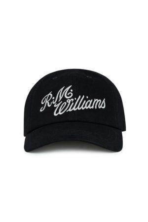 R.M.Williams Mens Script Cap