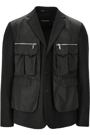 Dsquared2 Men Blazers - Front Pocketed Blazer