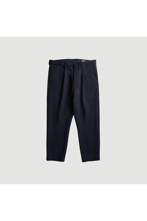 NN.07 Men Belts - Bill relax fit 7/8 length trousers Navy No Nationality 07
