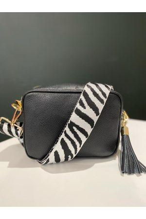 Elie Beaumont Crossbody (Zebra Strap)