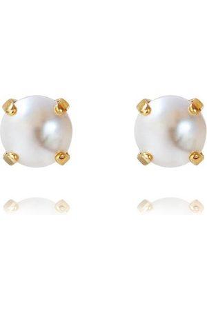 Caroline Svedbom Women Studs - Classic Stud Earring - Pearl