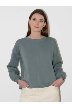 Great Plains Soft Jersey Sweater in Washed Bottle