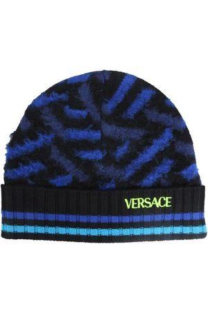 VERSACE Men Hats - MEN'S 10022621A016035U180 OTHER MATERIALS HAT