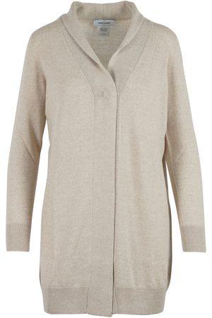Gran Sasso Women Cardigans - WOMEN'S 5429014290108 BEIGE OTHER MATERIALS CARDIGAN