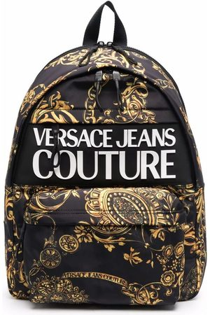 VERSACE VERSACE JEANS MEN'S 71YA4B90ZS109G89 POLYESTER BACKPACK