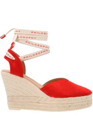 Philosophy Women Wedges - WOMEN'S A630180030114SUEDERED OTHER MATERIALS WEDGES