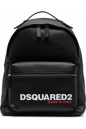 Dsquared2 MEN'S BPM0054251038882124 LEATHER BACKPACK