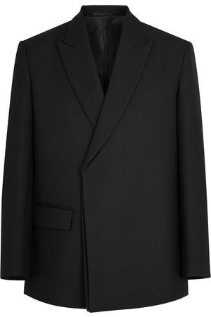 VALENTINO Wool-blend twill blazer