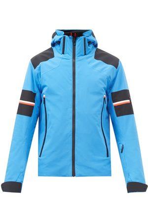 Toni Sailer Lynn Padded Nylon-blend Ski Jacket - Mens - Blue