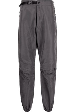 Nº21 Tapered cargo trousers - Grey