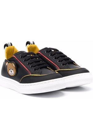 Moschino Sneakers - Teddy bear motif sneakers
