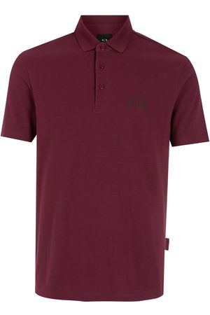 Armani Logo short-sleeve polo shirt
