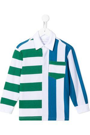 Stella McCartney Striped long-sleeved shirt