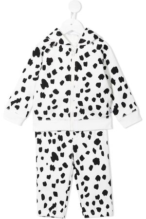 Stella McCartney Dalmatian print tracksuit