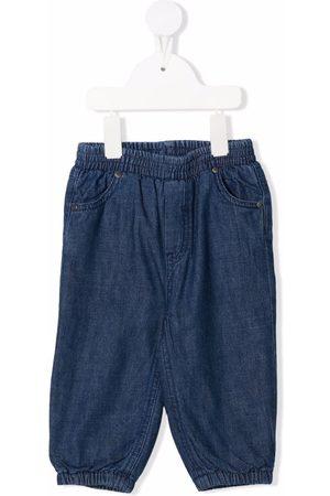 Stella McCartney Jeans - Eat My Dust denim trousers