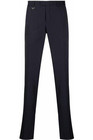 Z Zegna Slim-cut tailored trousers