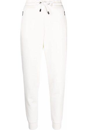 Emporio Armani Drawstring-waist sweatpants