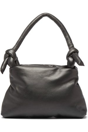 Kassl Editions Lady Knotted-strap Leather Bag - Womens