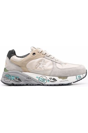 Premiata Mased lace-up sneakers - Neutrals