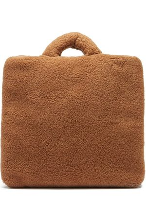 Kassl Editions Pillow Faux-shearling Tote Bag - Womens