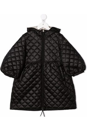 Il gufo Oversized quilted coat
