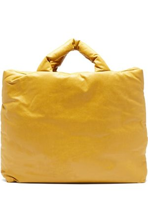 Kassl Editions Women Purses - Pillow Large Coated-canvas Tote Bag - Womens