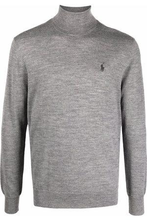 Polo Ralph Lauren Men Sweatshirts - Virgin wool single-breasted suit - Grey